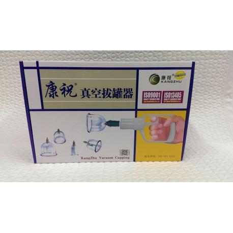 Vákuové masážne banky sada 12 kusov  od firmy Kangzhu