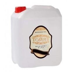 TOMFIT masážny olej základný -  balenie 5litrov