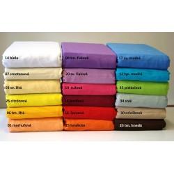 Froté návleky na shiatsu matrace a thajské masážne matrace rozmerov 120 x 195 -200 x3-5cm