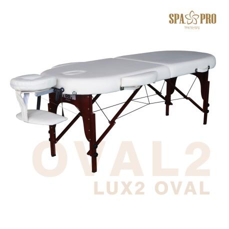 Masážne lehátko SPAPRO LUX2 OVAL