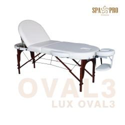 Masážne lehátko SPAPRO LUX3 OVAL
