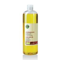 Masážny olej  - Hroznový