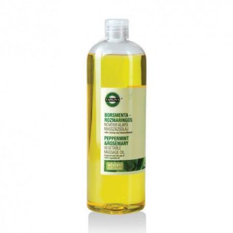 Masážny olej  Mätovo-rozmarínový