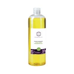 Masážny olej-Slivka-Škorica