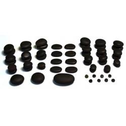 Lávové kamene Profi - sada 30 kusov