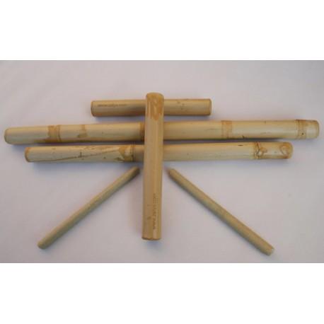 Základné štartovacie náradie na bambusovú masáž